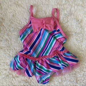 One piece baby girl swimsuit from Juicy